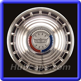 Ford Galaxie Hubcaps #O8
