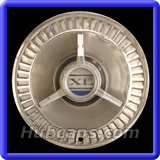 Ford Galaxie Hubcaps #O11