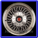 Ford LTD Hubcaps #728