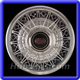 Ford LTD Hubcaps #767