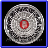Ford LTD Hubcaps #804A