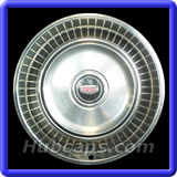 Ford Maverick Hubcaps #692