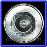 Ford Maverick Hubcaps #703