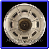Ford Maverick Hubcaps #712