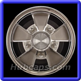 Ford Mustang Hubcaps #611