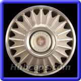 Ford Mustang Hubcaps #630