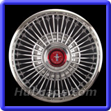 Ford Mustang Hubcaps #631