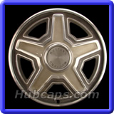 Ford Mustang Hubcaps #665