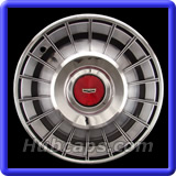 Ford Mustang Hubcaps #673