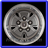 Ford Mustang Hubcaps #686