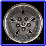 Ford Mustang Hubcaps #687