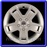 Ford Mustang Hubcaps #7049