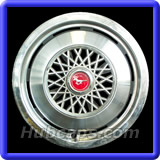 Ford Mustang Hubcaps #724