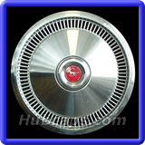 Ford Mustang Hubcaps #741