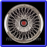 Ford Mustang Hubcaps #744