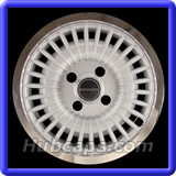 Ford Mustang Hubcaps #759