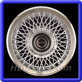 Ford Mustang Hubcaps #829E