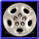 Ford Mustang Hubcaps #931