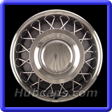 Ford Mustang Hubcaps #964
