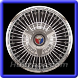 Ford Mustang Hubcaps #966