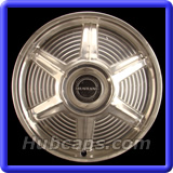 Ford Mustang Hubcaps #986