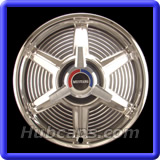 Ford Mustang Hubcaps #987