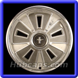 Ford Mustang Hubcaps #997