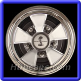 Ford Mustang Hubcaps #ShelbyCobra