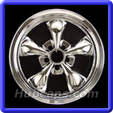 Ford Mustang Wheel Skins #3448WS