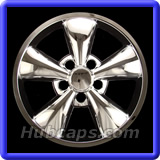 Ford Mustang Wheel Skins #3589WS