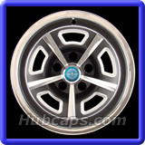 Ford Thunderbird Hubcaps #634