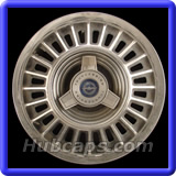 Ford Thunderbird Hubcaps #654