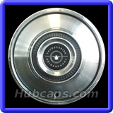 Ford Thunderbird Hubcaps #706