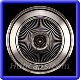 Ford Thunderbird Hubcaps #716