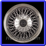 Ford Thunderbird Hubcaps #727