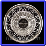 Ford Thunderbird Hubcaps #794A