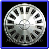 Ford Thunderbird Hubcaps #825