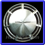 Ford Thunderbird Hubcaps #860