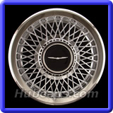 Ford Thunderbird Hubcaps #861A