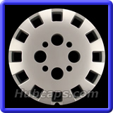 Ford Thunderbird Hubcaps #862