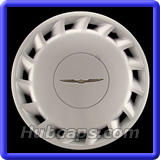 Ford Thunderbird Hubcaps #883
