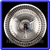 Ford Thunderbird Hubcaps #983