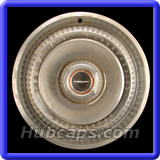 Ford Thunderbird Hubcaps #922