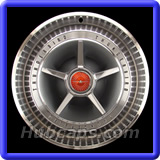 Ford Thunderbird Hubcaps #993