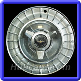 Ford Thunderbird Hubcaps #AC3
