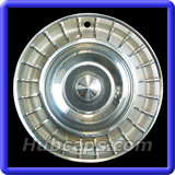 Ford Thunderbird Hubcaps #AC4