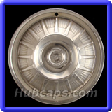 Ford Thunderbird Hubcaps #AC6