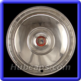 Ford Thunderbird Hubcaps #FRD55-56