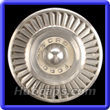 Ford Thunderbird Hubcaps #FRD57T