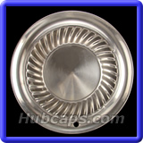 Ford Thunderbird Hubcaps #O1